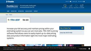 TRA-SER  Trade Service