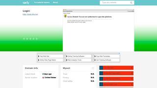 track.bhs.net at WI. BrickHouse: Login - Website Informer