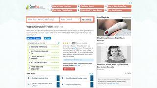 Ttmini : ttmini.net - ttmini Resources and Information.