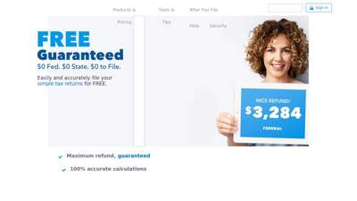 TurboTax® Official Site: File Taxes Online, Tax Filing ...