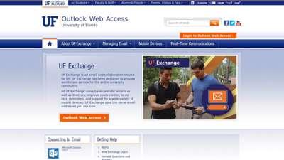 UF Exchange
