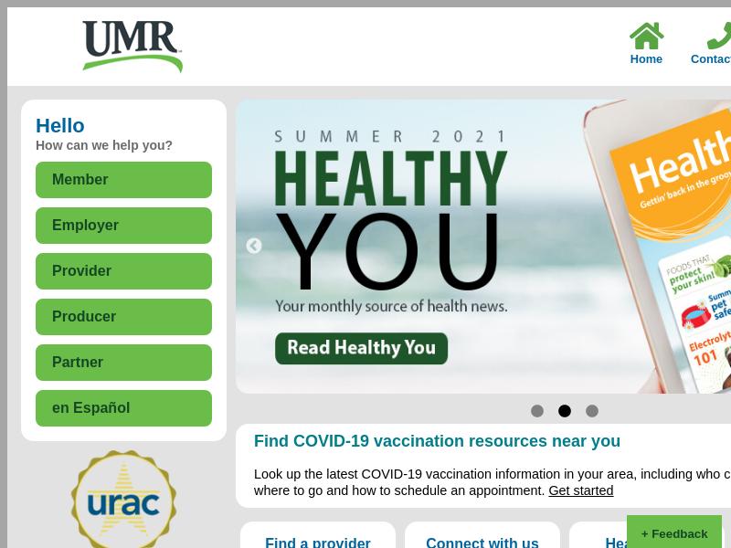 UMR Portal