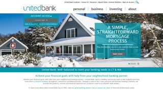 United Bank: Personal & Business Bank in CT & MA