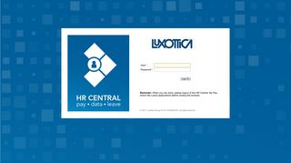 User Management, SAP AG - Luxottica
