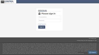 Users | Control Center - evt17.com