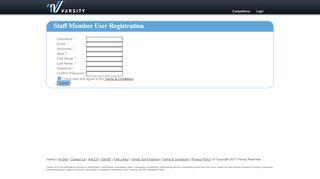 Varsity Portal