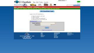 vci classified ads