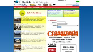 VCI Classifieds - Buy, Sell, Trade... Locally