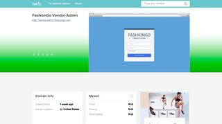 vendoradmin.fashiongo.net - FashionGo Vendor Admin ...