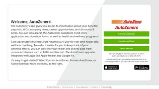 Welcome to AutoZoner Services - Your Gateway to AZPeople ...