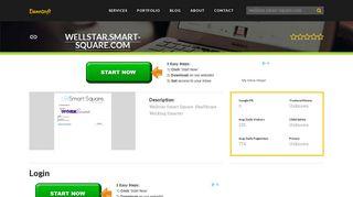Welcome to Wellstar.smart-square.com - Smart Square - Login