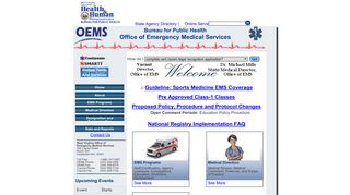 West Virginia Office of Emergency Medical Services