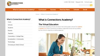What is Connections Academy?   Connections Academy