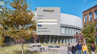 WHIRLPOOL CORPORATION: PLEASE SIGN IN