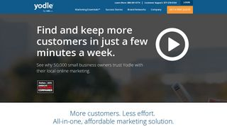 Yodle: All-In-One Local Internet Marketing & Advertising