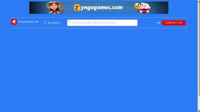 Zyngagames.com - Zynga Support