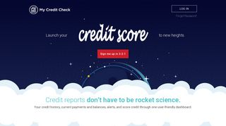 My Credit Check
