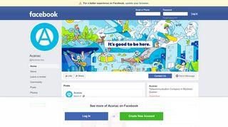 Acanac - Home   Facebook