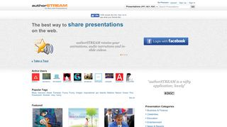 AuthorSTREAM - Upload, Share and Search Presentations ...