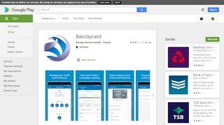 Barclaycard - Apps on Google Play