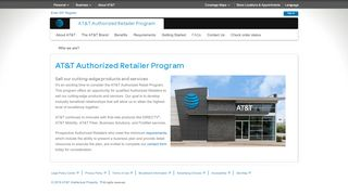 Become an AT&T Authorized Dealer