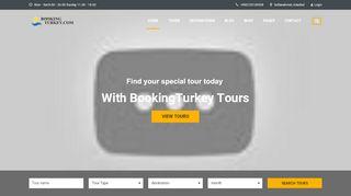 Booking Turkey Tour, cappadocia pamukkale ephesus ...