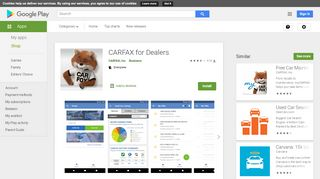 CARFAX for Dealers - Apps on Google Play