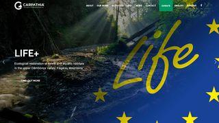 Carpathia – European Wilderness Reserve
