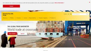 Deutsche Post DHL Group - dpdhl.com