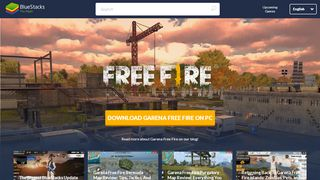 Download Garena Free Fire on PC with BlueStacks