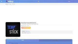Download Temp Stick for PC - Choilieng.com