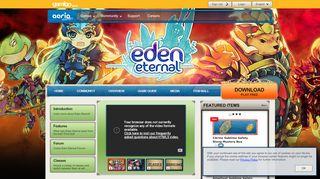 Eden Eternal - Free MMORPG at Aeria Games