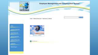 EMACS > EMACS Resources > Self-Service - EMACS