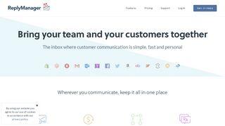 Email Autoresponder, eBay Resolution Center - ReplyManager