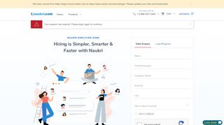 Employer's Login: Recruitment Solutions from …