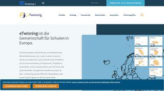 eTwinning - Homepage