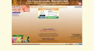 FDCA / FDA / DCD - fdamfg.maharashtra.gov.in