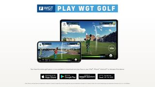 Free Mobile Golf Game - WGT Golf Mobile App