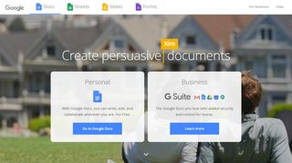 Google Docs: Free Online Documents for Personal …