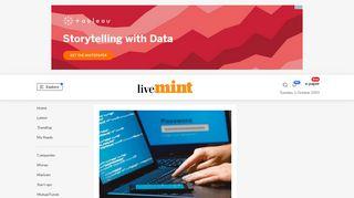 Govt to shut UPA-era eBiz portal over low service integration - Livemint