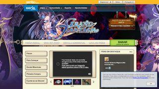 Grand Fantasia - Free MMORPG at Aeria Games