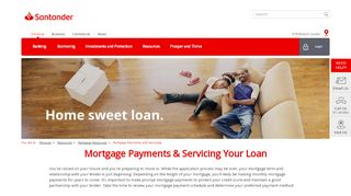 How to Make a Mortgage Payment | Santander Bank