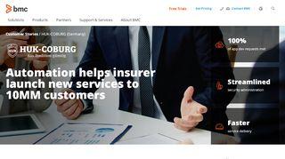 HUK-COBURG (Germany) - BMC Software