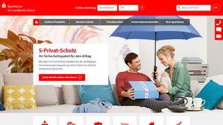 Internet-Filiale - Sparkasse im Landkreis Cham