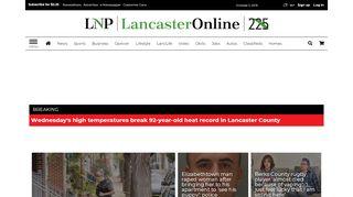 lancasteronline.com   Lancaster County's leading source of ...