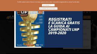 Lega Nazionale Pallacanestro - Serie A2 Basket