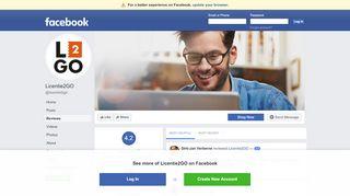 Licentie2GO - Reviews   Facebook