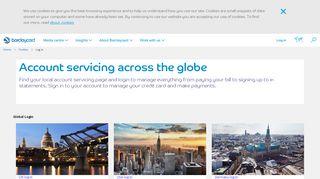Log in to myBarclaycard | Home.Barclaycard