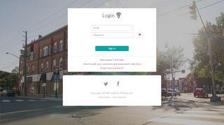Login - Home - HotSpot Technologies