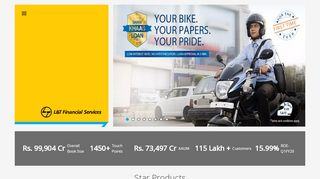 L&T Financial Services: Home Loan, Mutual Fund, Two ...